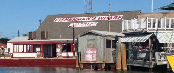 Fisherman's Wharf – Port A