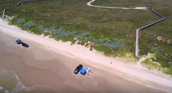 Great Drone Video by Greg Gordon