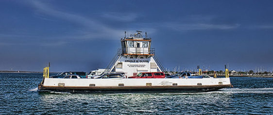 Let's take a ferry ride!